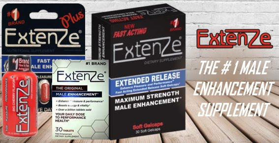 Extenze Review – Most Preferred Male Enhancement Pill